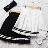 Rok Tenis Mini Rampel Model Sailor