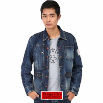 Bushido Jeans - Men Denim Jacket - Brand premium Denim Jacket - Indigoclusters