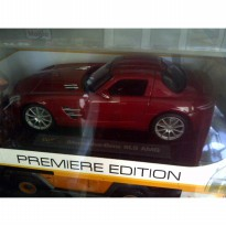 Mercedes Benz SLS AMG 1/18 Maisto Red