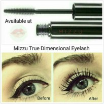MIZZU MASCARA TRUE DIMENSIONAL LASH