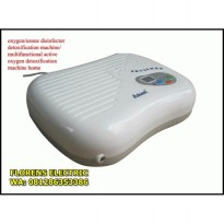 Fruit Fruit and Vegetable Ozonizer + Ionizer with LCD Timer