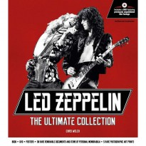 Obral Murah Led Zeppelin The Ultimate Collection Hardcover Harga Grosir