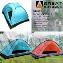 Tenda Great Outdoor Monodome 2