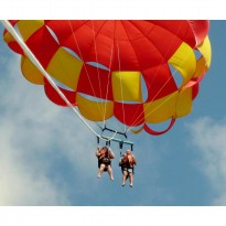 Parasailing Adventure at Tanjung Benoa