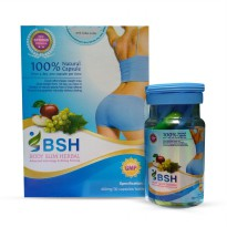 BSH BODY SLIM HERBAL ORIGINAL 30 CAPS