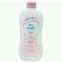 My Baby Powder 250 gram