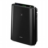 Sharp KC-D40Y-B - Hitam, Air Purifier + Humidifying (26 m2)