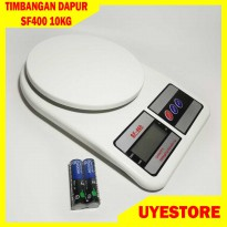 TIMBANGAN DAPUR SF400 10KG ELECTRONIC KITCHEN SCALE Z0192A