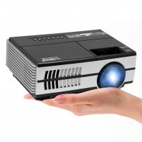 Eug 600d (Eug D600) Mini Projector 960*640 1080p + Tv Tunner (1500 Lumens)