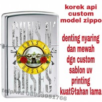 Korek api,oil lighter gnr