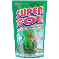 Super Sol Refil Pouch 800 ml