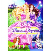 [DVD] BARBIE : THE PRINCESS & THE POPSTAR [License Indonesia]