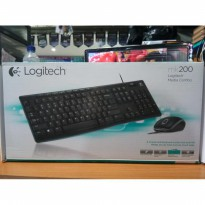 LOGITECH KEYBOARD MOUSE MK200 USB / KEYBOARD + MOUSE MK 200 USB