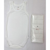 Singlet Jumper Quin Baby Size M 1 Pack 6 Pcs