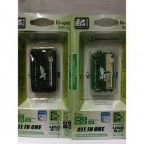 All In One Card Reader Hi Speed USB 2.0