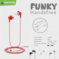 Headset Hippo Funky stereo bass system