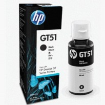 Tinta Printer HP GT51 Black Original Ink Bottle (M0H57AA) GT-51