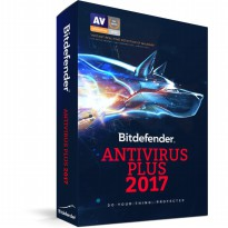 Bitdefender ANTIVIRUS PLUS 5 PC 1 YEAR