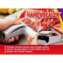 Super Handy Sealer - Pengemas Makanan / Mini Hand Sealer
