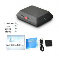 Mini Camera GSM Monitor Video Recorder With SOS and Location Function