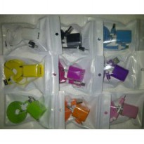 Kabel Data Warna BB Full Set ( Kabel + TC )