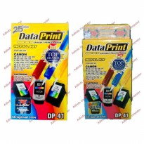 Tinta Data Print Dataprint Canon DP 41 DP41 Warna