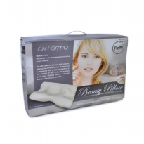 Bantal Kesehatan Beauty Pillow Memory Foam Firm Beige Informa