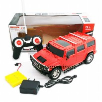 Hummer Car Speed King Radio Control - Scale 1 : 16 - Mainan Mobil Remote Anak 84-15A
