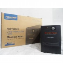 UPS PROLINK PRO_700SFC / 650VA with AVR