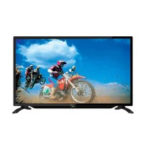 Sharp LC-32LE180I HD LED TV - Hitam [32 inch] FREE DELIVERY JADEBEK