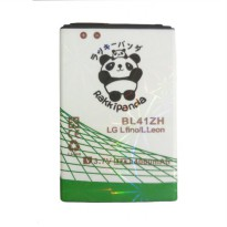 BATTERY BATERAI DOUBLE POWER DOUBLE IC RAKKIPANDA BL41ZH LG L FINO (D295) / LG L LEON (H234) 4000mAh