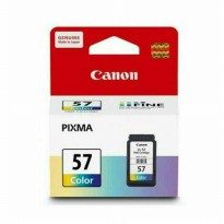 CANON CARTRIDGE CL57 COLOR / TINTA CL 57 WARNA ORIGINAL