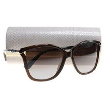[macyskorea] JIMMY CHOO Jimmy Choo Tatti Sunglasses Transparent Brown / Green/18542253