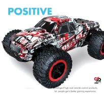 Jual Mobil RC Scale 1:16 High Speed Off Road 4 WD 2 G & 4 CH