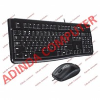 Keyboard & Mouse USB Logitech MK120 ORIGINAL