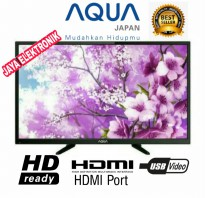 Aqua LE40AQT6900F LED TV [40 Inch/ HDMI/ USB/ Movie Ready/ VGA] FREE DELIVERY JADEBEK