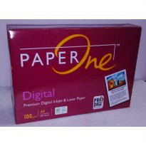 [Paper One] Kertas Paper One A4 100 Gr