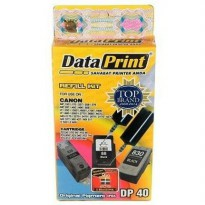 Tinta printer Data Print Black Dp40 Canon universal
