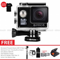BRICA B-PRO 5 Alpha Edition Version 2S (AE2S) 4K Camera Combo Extreme