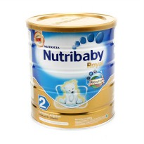 Nutribaby Royal 2 Susu Formula 800 gr