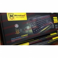 Micropack Keyboard and Mouse KM-2000 Bundle