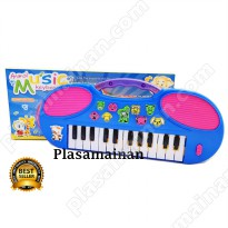 Piano Animal Music Keyboard BO - Ages 3+