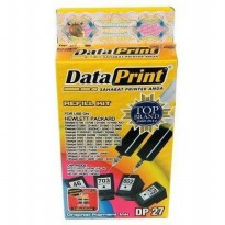 Tinta Refill Data Print DP27 HP black universal