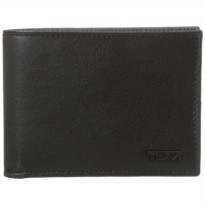 [macyskorea] Tumi Mens Delta Double Billfold, Black, One Size/18540504