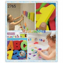 Munchkin bath letters +numbers kode 2765