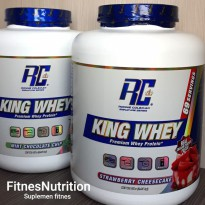 Ronnie Coleman SS King Whey isi 5lbs