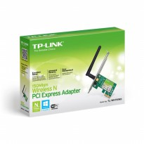 TP-LINK TL-WN781ND - 150Mbps Wireless PCI Express Adapter