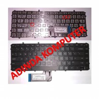 Keyboard HP ENVY 4-1000 4-1100 4-1200 4-1004TX 6-1000 FRAME