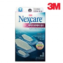 3M Nexcare band hydro-care dressing mix 5 pieces / 3m band / bandages / Love 911 / bandages / Japan / band / Nexcare band