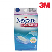 3M Nexcare small hydro care dressings Band 6 purchases / 3m band / bandages / Love 911 / bandages / Japan / band / Nexcare band